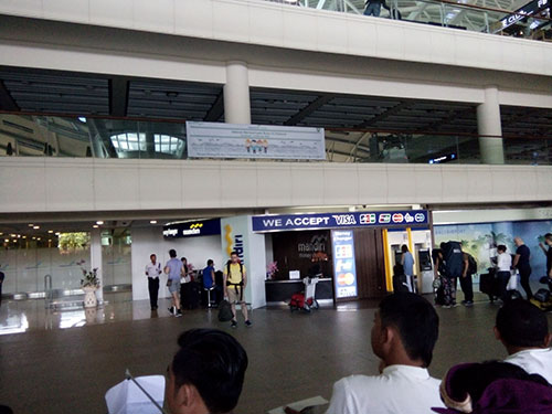 How And Where To Withdraw And Change Money In Bali Ngurah Rai Airport
