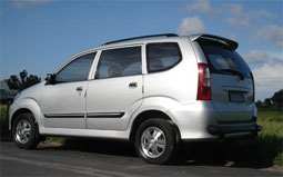 Car Rental Sanur