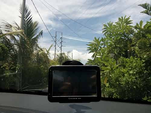 GPS rent in Bali