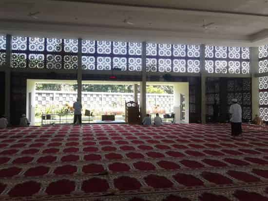 Mosque Airport Bali