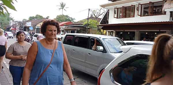 Ubud car rental Bali