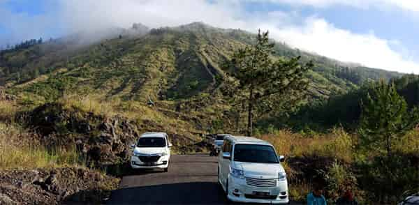 Car Hire With Driver at Mount Batur Bali